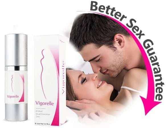 Vigorelle for Better Sex