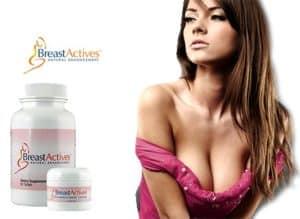 Breast Actives natural breast enhancement